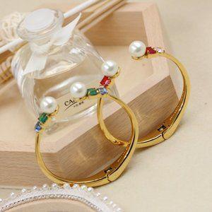 Kate Spade Pearls Cuff Bracelet
